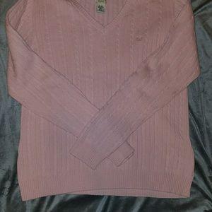 Izod women's sweater L